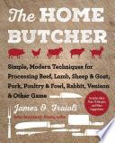 The Home Butcher Book PDF