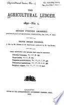 Agricultural Ledger