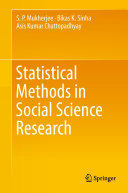 Statistical Methods in Social Science Research
