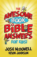 The Awesome Book of Bible Answers for Kids Pdf/ePub eBook