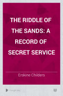 Free The Riddle of the Sands Book