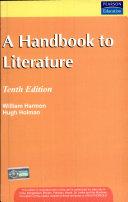 A Handbook To Literature 10 E