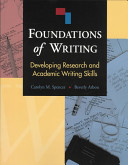Foundations of Writing