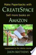 Make Paperbacks with CreateSpace