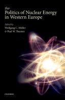 The Politics of Nuclear Energy in Western Europe Pdf/ePub eBook