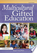 Multicultural Gifted Education Book