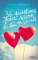 36 Questions pour savoir si tu m'aimes ebook