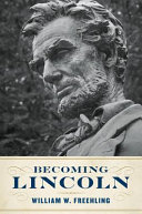 link to Becoming Lincoln in the TCC library catalog
