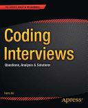 Coding Interviews Pdf/ePub eBook