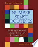 link to Number sense routines : building numerical literacy every day in grades K-3 in the TCC library catalog