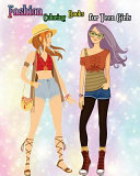 Fashion Coloring Books for Teen Girls