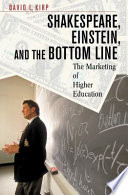 Shakespeare Einstein And The Bottom Line