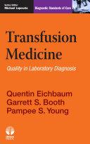 Transfusion Medicine ebook