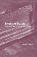 Bread and Beauty  The Cultural Politics of Jos   Carlos Mari  tegui
