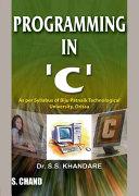 Pdf Programming in 'C' Telecharger