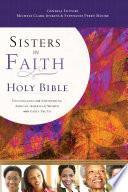 Sisters in Faith Holy Bible  KJV Book