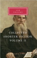 Collected Shorter Fiction  Volume II