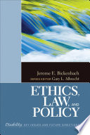 Ethics  Law  and Policy