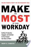 Make the Most of Your Workday Book PDF