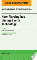 How Nursing Has Changed With Technology An Issue Of Nursing