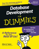 Pdf Database Development For Dummies Telecharger