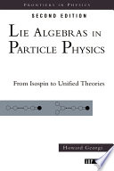Lie algebras in particle physics /