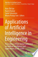 Applications of Artificial Intelligence in Engineering Book