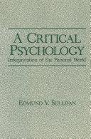 A Critical Psychology