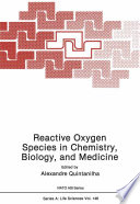 Reactive Oxygen Species in Chemistry, Biology, and Medicine
