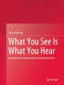 What You See Is What You Hear [Pdf/ePub] eBook