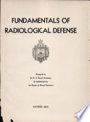 Fundamentals of Radiological Defense Book