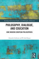 Philosophy, Dialogue, and Education