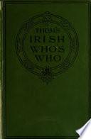 Thom s Irish who s who