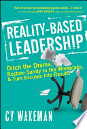 Reality Based Leadership