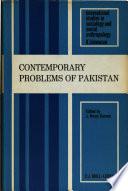 Contemporary Problems Of Pakistan