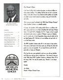 Michigan Municipal Review