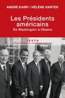 Les présidents américains