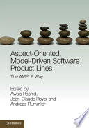 Aspect Oriented  Model Driven Software Product Lines