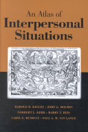 An Atlas of Interpersonal Situations