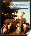 The Broadview Anthology of British Literature  Volume 3  The Restoration and the Eighteenth Century   Second Edition