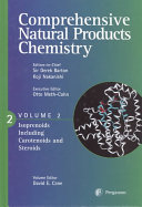 Comprehensive Natural Products Chemistry: Isoprenoids including carotenoids and steroids