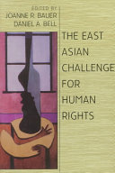 Pdf The East Asian Challenge for Human Rights