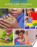 """Math and Science for Young Children"" by Rosalind Charlesworth, Karen K. Lind"