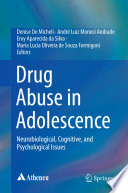 Drug Abuse in Adolescence