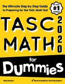 TASC Math for Dummies