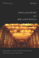 Philosophy and Melancholy