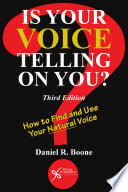 Is Your Voice Telling on You  Book