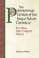 The Peterborough Version of the Anglo Saxon Chronicle