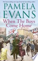 When The Boys Come Home Book PDF