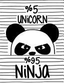 5% Unicorn 95% Ninja Journal
